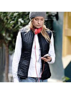 Plain Women's Hudson urban city gilet NIMBUS 70-75 GSM