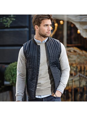 Plain Mens Hudson urban city gilet NIMBUS 70-75 GSM