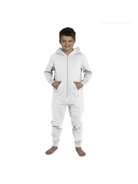 Plain Kids White Comfy Co Onesie