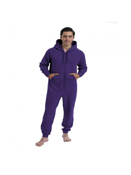 Plain Purple Onesie, mens and ladies Purple onesies