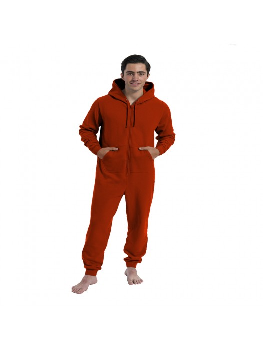 Plain Red Onesie, mens and ladies Red onesies