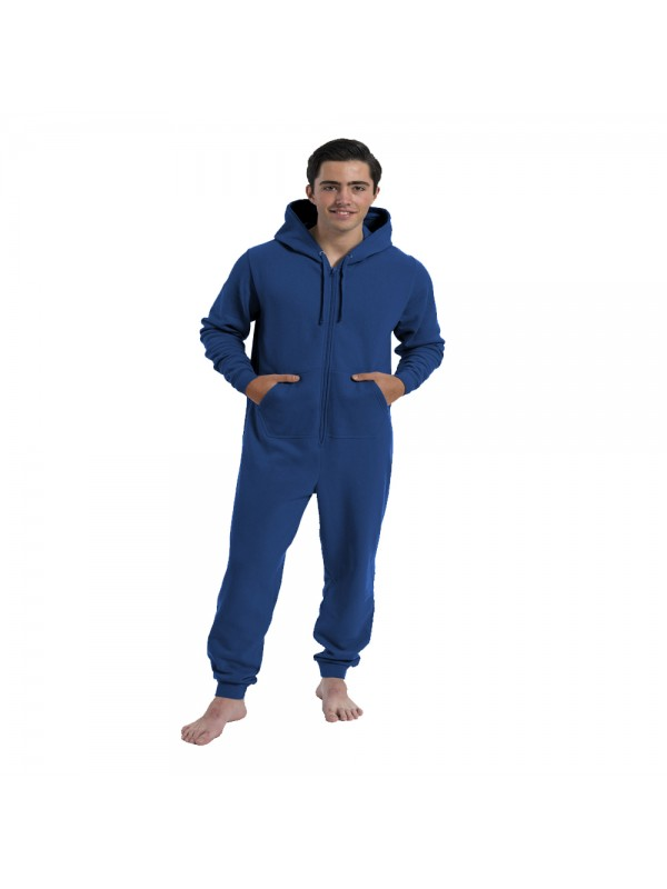 Mens Onesies Be a boohooMAN and slip into our favourite fashion item of every season – the men's onesie. Keep comfortable with a onesie in designs ranging from stars and stripes to bold pop colours that'll keep your off-duty wear on-trend, or shake it up in a shortsie - the latest sleeveless addition to the onesie wardrobe.
