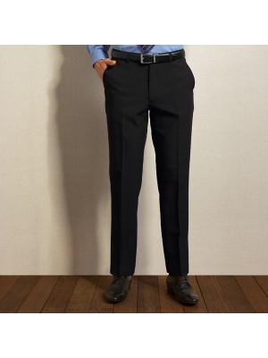 Plain Tailored fit polyester Trouser PREMIER 185 GSM