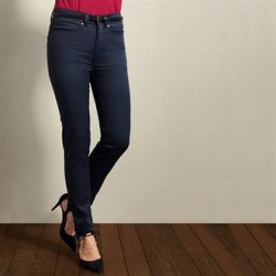 Plain LADIES PERFORMANCE CHINO JEANS PREMIER 260 GSM