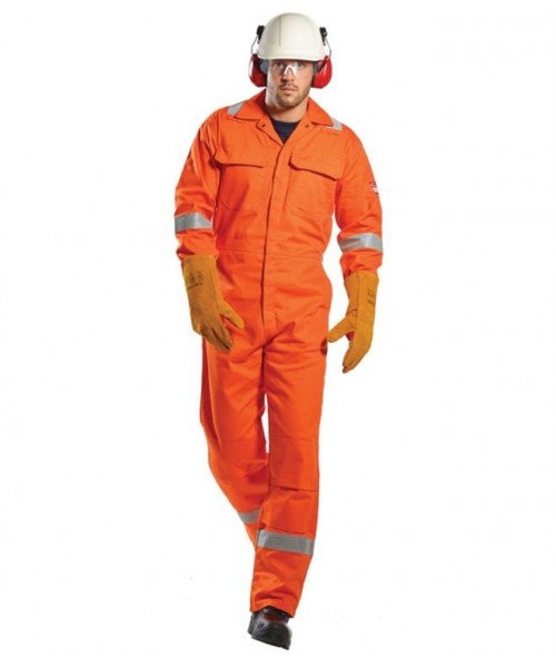 Plain BIZWELD IONA COVERALL PORTWEST 330 GSM