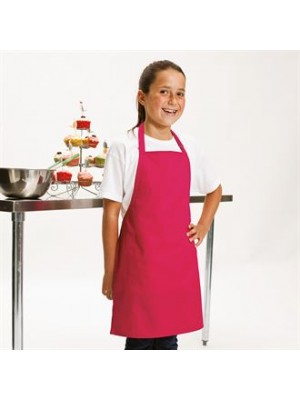 Plain Kids Long Premier Apron