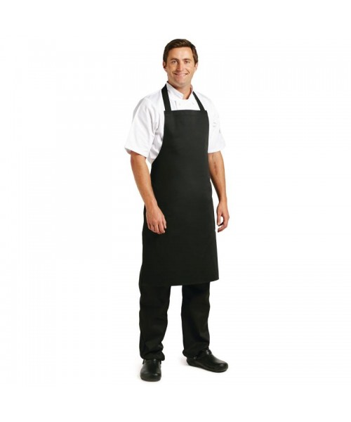 Durable SNS Kitchen Bib pocket long Apron - Stars & Stripes