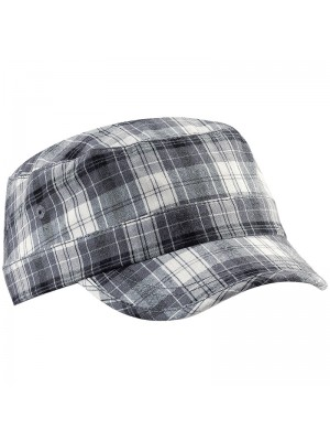 cap Plaid Army Beechfield  GSM