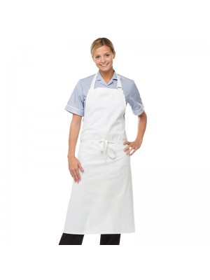 Plain apron Cotton bib Dennys LONDON 280 GSM
