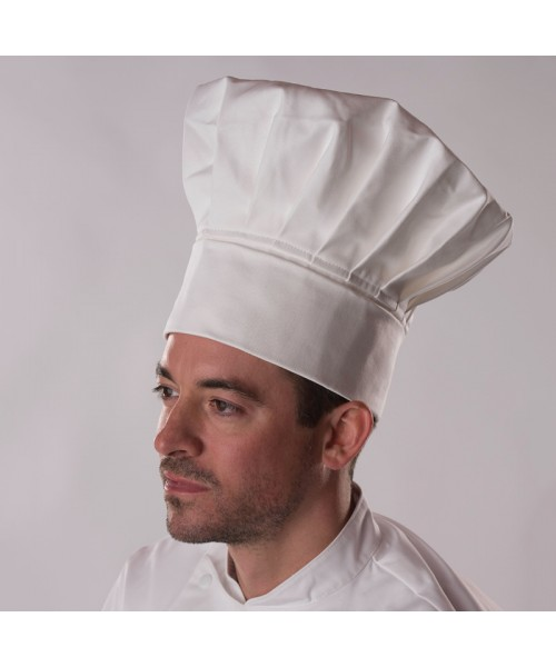 hat Tall chef's hat  Dennys LONDON