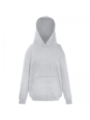 Plain hoodie Kids unique FRUIT of the LOOM 280 GSM