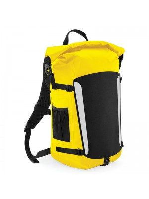 Plain Backpack Submerge 25 litre waterproof QUADRA 1150 GSM