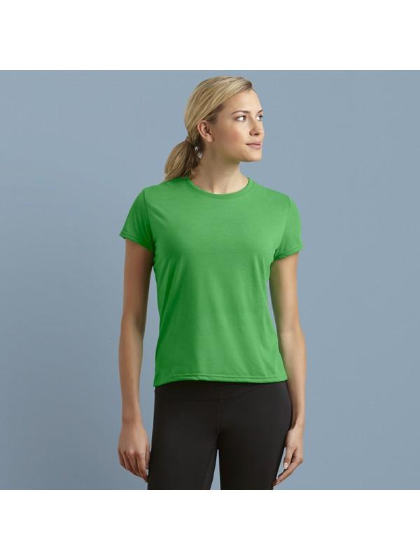 Plain T Shirt Women 39 S Gildan Performance Gildan 145 Gsm