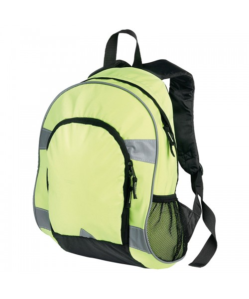 Plain backpack Reflective RTY 425 GSM