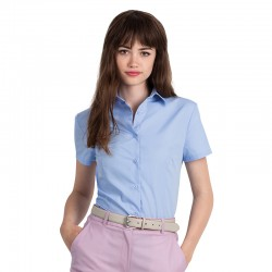 Plain short sleeve/women Smart B&C 115 GSM
