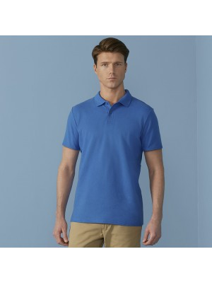 Plain polo Softstyle adult double piqué GILDAN 177 GSM