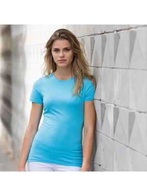 Plain t-shirt women's stretch SF 165 GSM