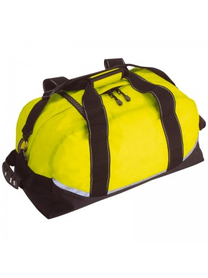 Plain holdall Reflective RTY 100 GSM