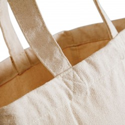 Plain Canvas Classic Shopper BAGS QUADRA 285 GSM