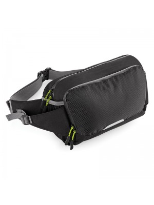 Plain SLX 5 litre performance waistpack BAG QUADRA 300 GSM
