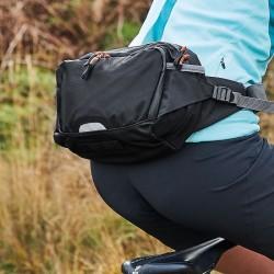 Plain SLX 5 litre performance waistpack BAG QUADRA 300 GSM