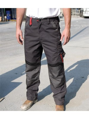 Plain WORK-GUARD TECHNICAL TROUSERS RESULT 270 GSM