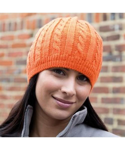 Plain Mariner knitted HAT RESULT