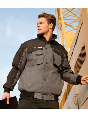Plain WORK-GUARD ZIP SLEEVE HEAVY DUTYJACKET RESULT