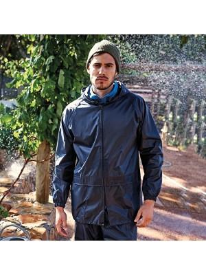 Plain Pro Stormbreak jacket REGATTA CLASSIC 185 GSM