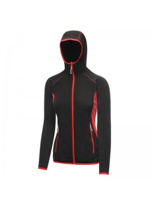 Plain Women's Seoul hooded fleece Regatta 320 GSM