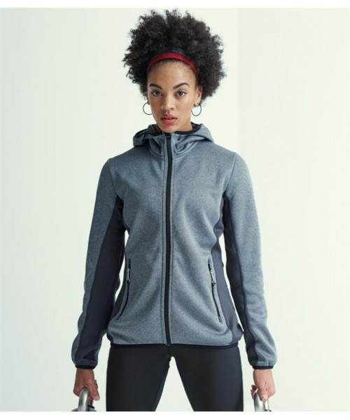 Plain LADIES AMSTERDAM SOFT SHELL JACKET REGATTA ACTIVEWEAR 300 GSM