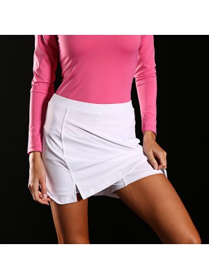 Plain Women's Sports Performance Skort Rhino 170 GSM