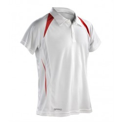 Plain TEAM SPIRIT POLO SHIRT SPIRO 145 GSM