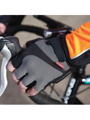 Plain BIKEWEAR FINGERLESS SUMMER SHORT GLOVES SPIRO