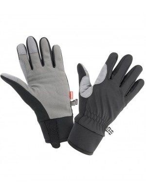 Plain BIKEWEAR LONG WINTER GLOVES SPIRO