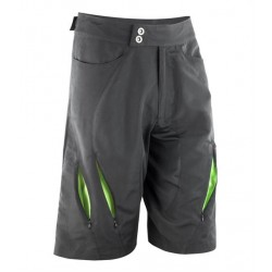 Plain BIKEWEAR OFF ROAD CYCLING SHORTS SPIRO