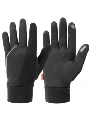 Plain ELITE RUNNING GLOVES SPIRO