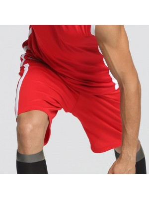Plain Basketball quick-dry shorts SPIRO 145 GSM