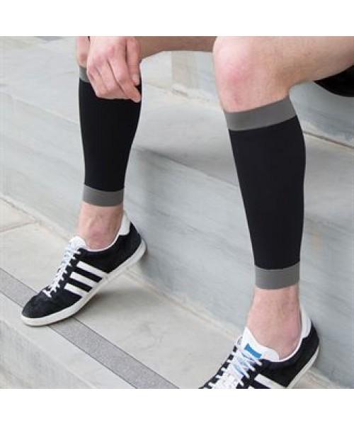 Plain compression calf guards SPIRO