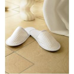 Plain Peak Sublimation slippers Towel City 220 GSM