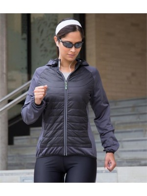 Plain LADIES ZERO GRAVITY JACKET SPIRO
