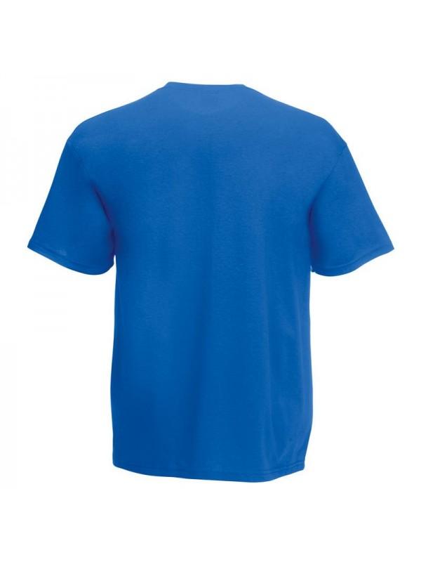 Personalised t shirt super premium fruit of the loom white for Premium plain t shirts