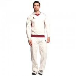 Plain Fleece Lined Sweater Surridge 260 GSM