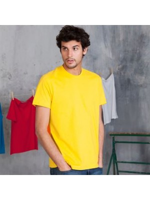 Kariban Short sleeve crew neck slim fit t-shirt