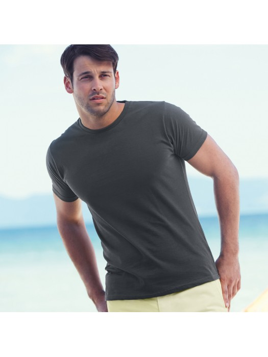 Fruit Of The Loom Fitted Slim fit Value T-Shirts
