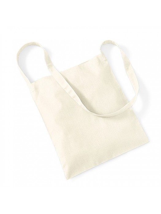 Natural Westford Mill Sling cotton tote bag