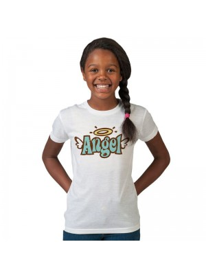 AWD Kids Sublimation T Shirt 100% polyester