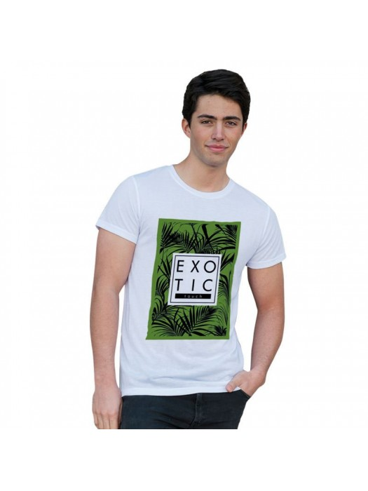 AWD Sublimation Men's T Shirt 100% polyester