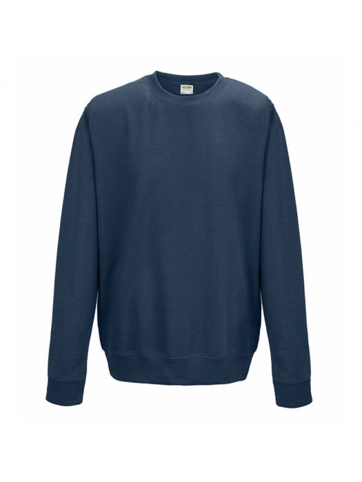 Plain AWD crew neck sweatshirt 320 GSM