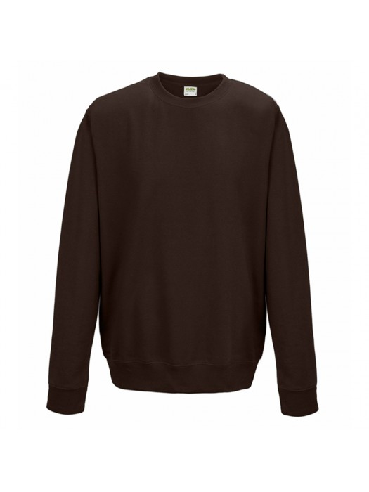 Plain AWD Hot Chocolate crew neck sweatshirt